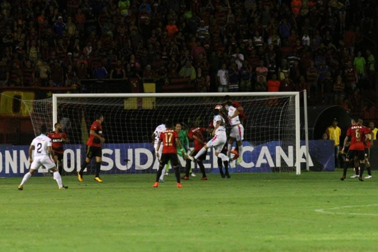 Pela Sul-Americana, Sport é engolido pelo Junior Barranquilla na Ilha e perde
