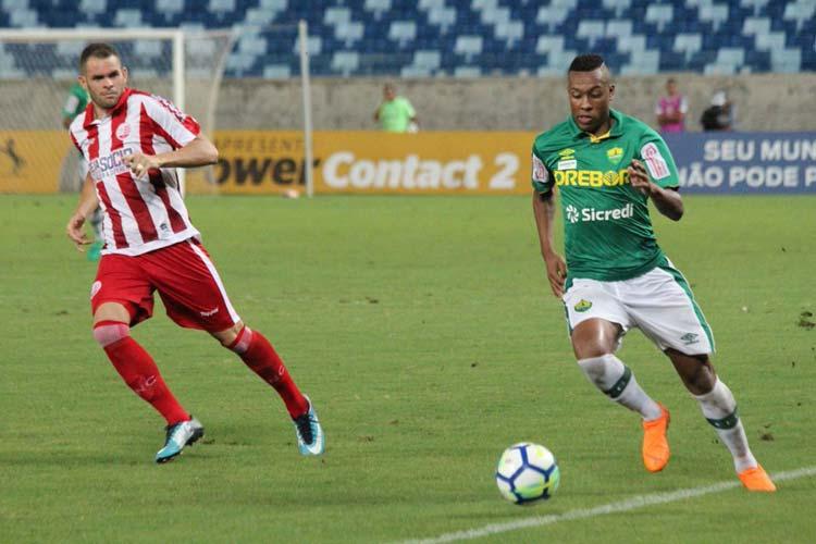 Náutico vence Cuiabá por 1 a 0, avança na Copa do Brasil e garante cota de R$ 1,8 milhão