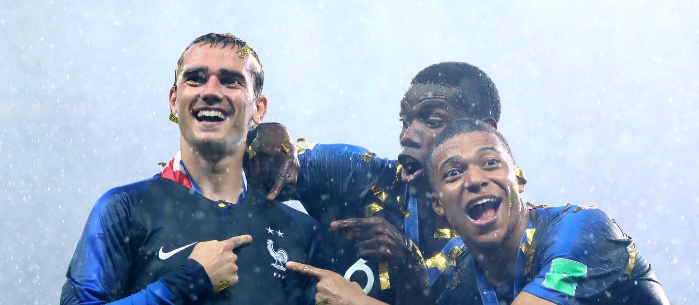 França vence Croácia na final, conquista Copa na Rússia e se torna bicampeã mundial