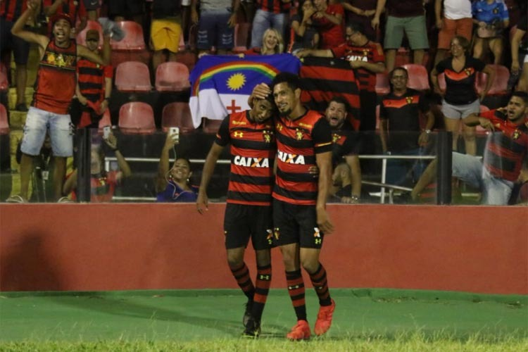 Na Ilha, Sport bate Ceará por 1 a 0, engata sequência inédita e deixa zona de rebaixamento
